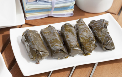 Momma's Stuffed Grape Leaves